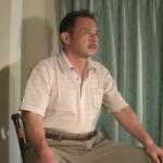 休日の草野球に居そうなお父さんが試合を休んでゲイビデオに出演。
